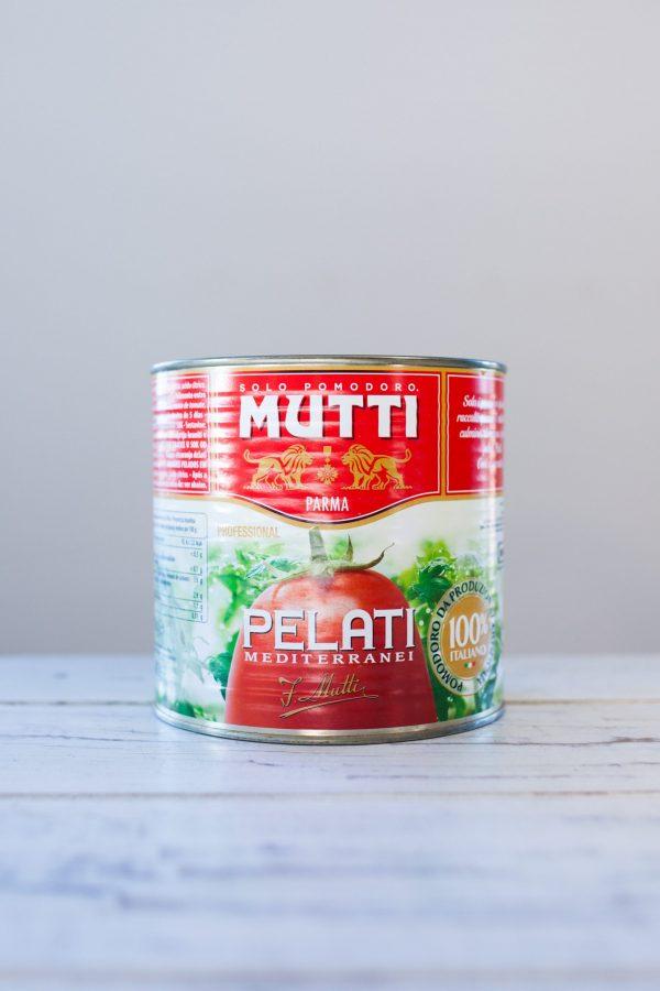 productafbeelding gepelde tomaten in blik