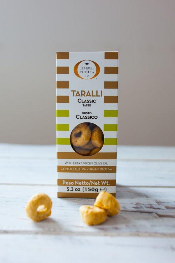 Productafbeelding Taralli uit Apulië