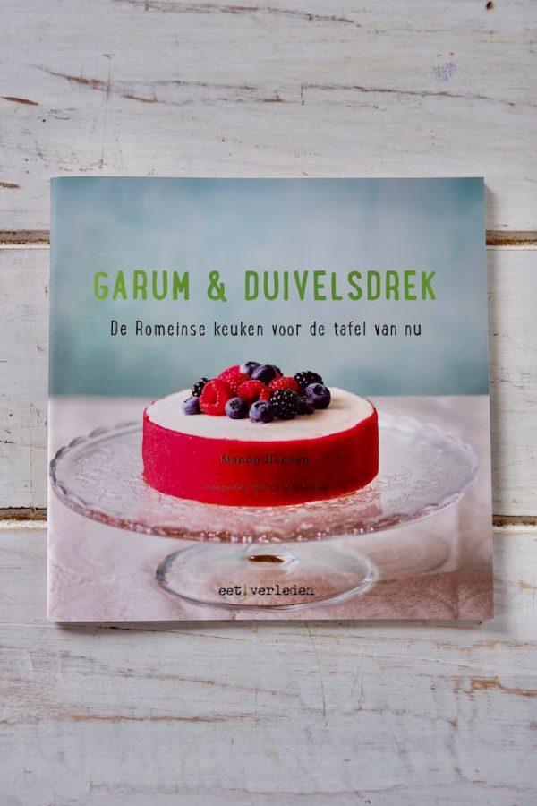 Garum & duivelsdrek kookboekje productafbeelding