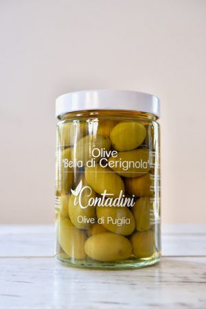 Bella di Cerignola olijven productafbeelding
