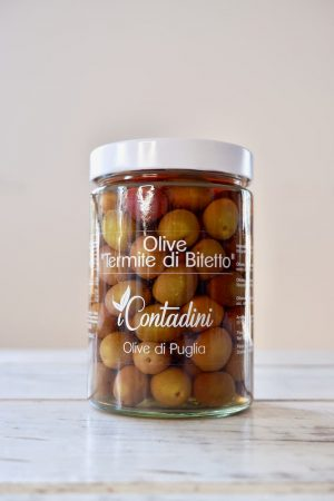 Termite di Bitetto olijven productafbeelding