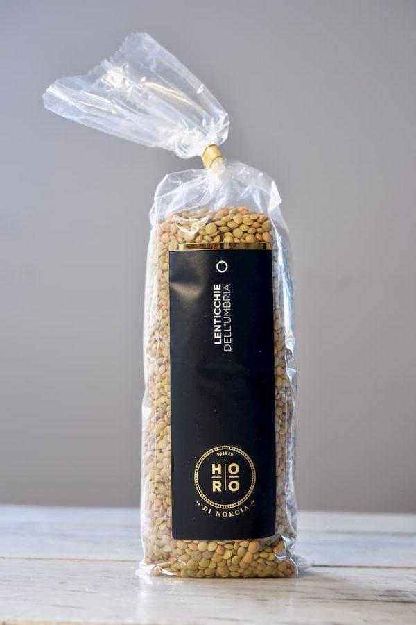 Linzen uit Umbrië (peulvrucht) productafbeelding