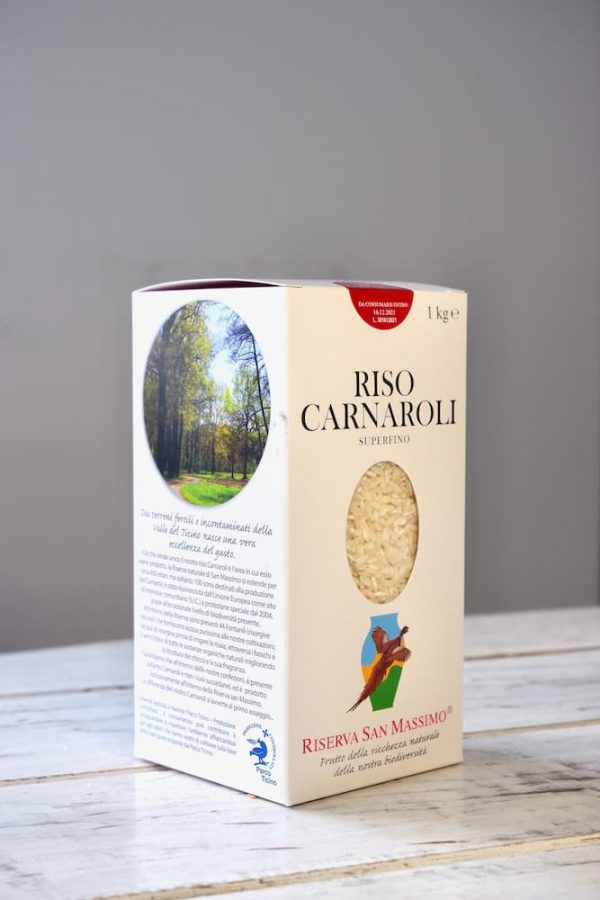 Carnaroli rijst productafbeelding