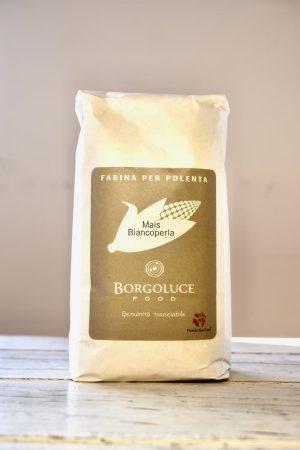 Biancoperla maismeel, polenta meel productafbeelding