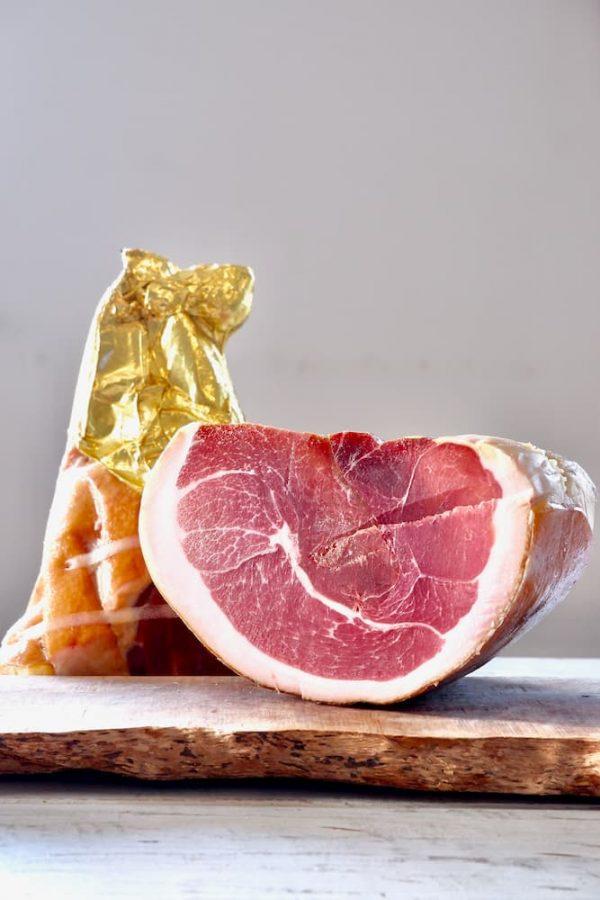 Prosciutto di Parma, Parmaham productafbeelding