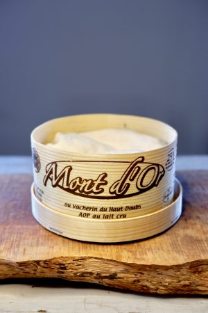 Vacherin mont d'or A.O.P. productafbeelding