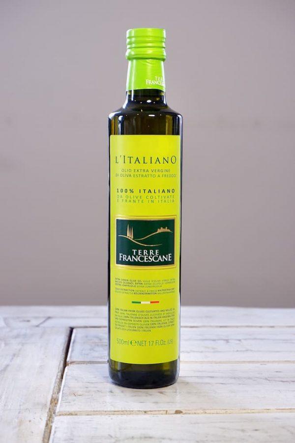 Productafbeelding Extra vergine olijfolie