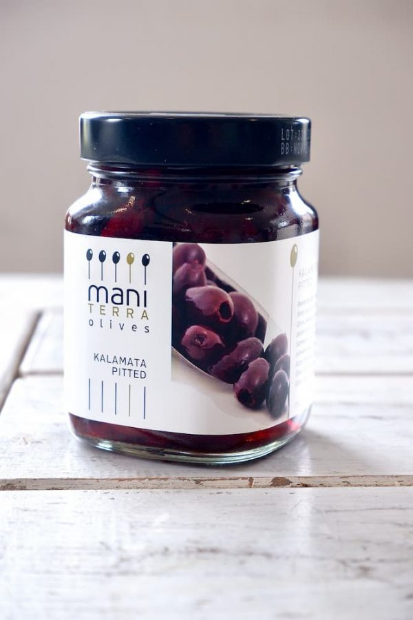 Kalamata olijven productafbeelding